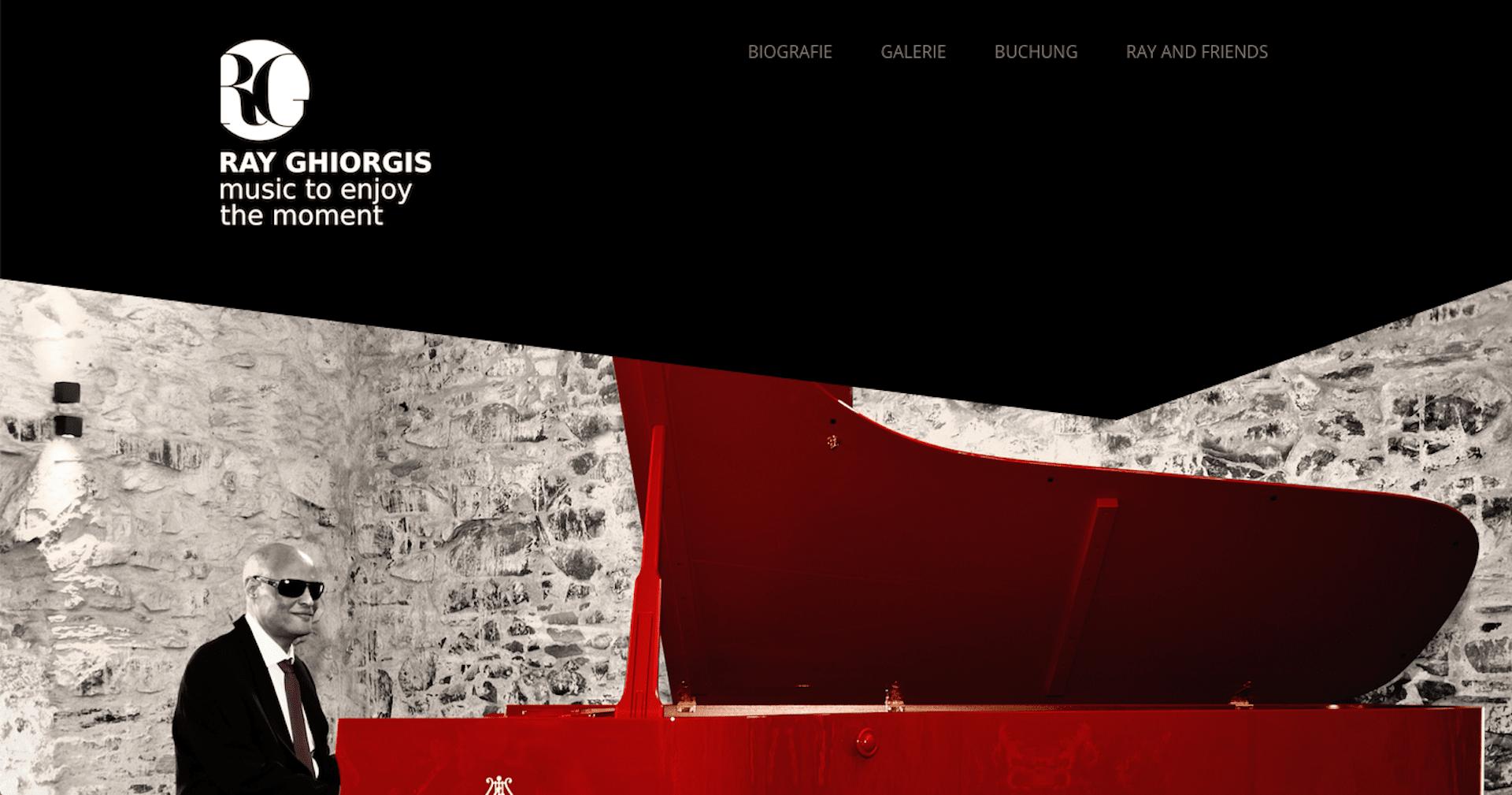 Webdesign Braunschweig: Ray Ghiorgis