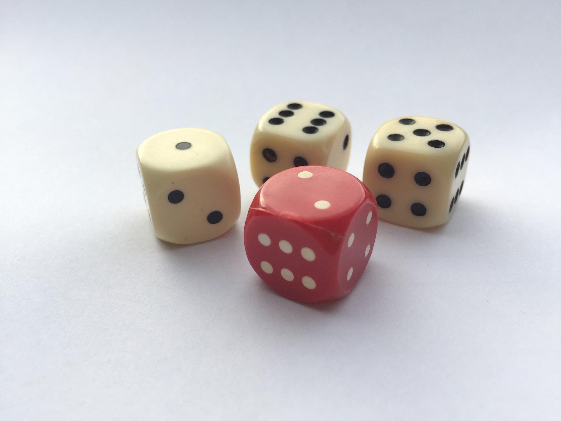 Facebook-Gewinnspiele Würfel
