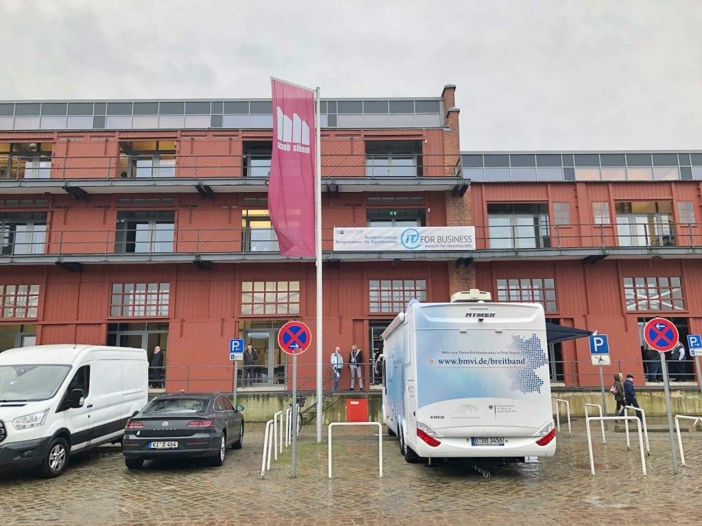 IT for Business Media Docks Lübeck