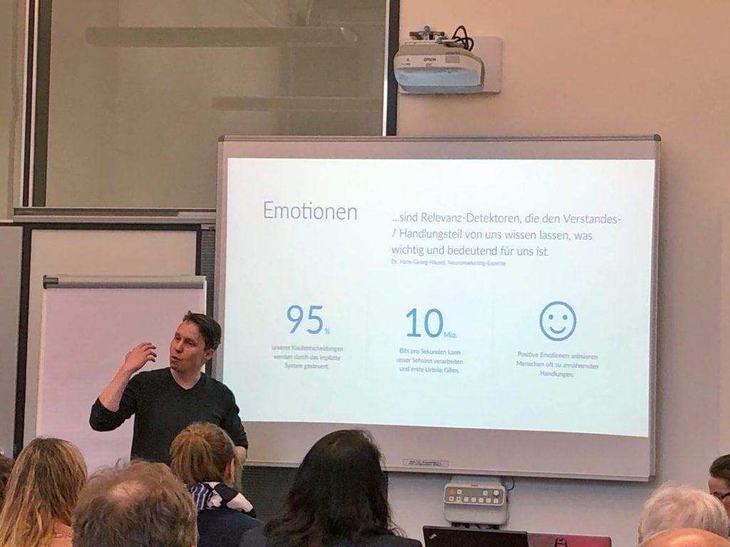 IT for Business Vortrag