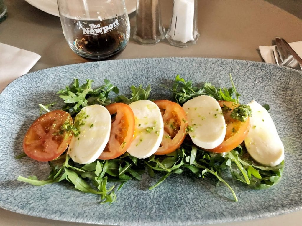 Newport Lübeck Mittagstisch