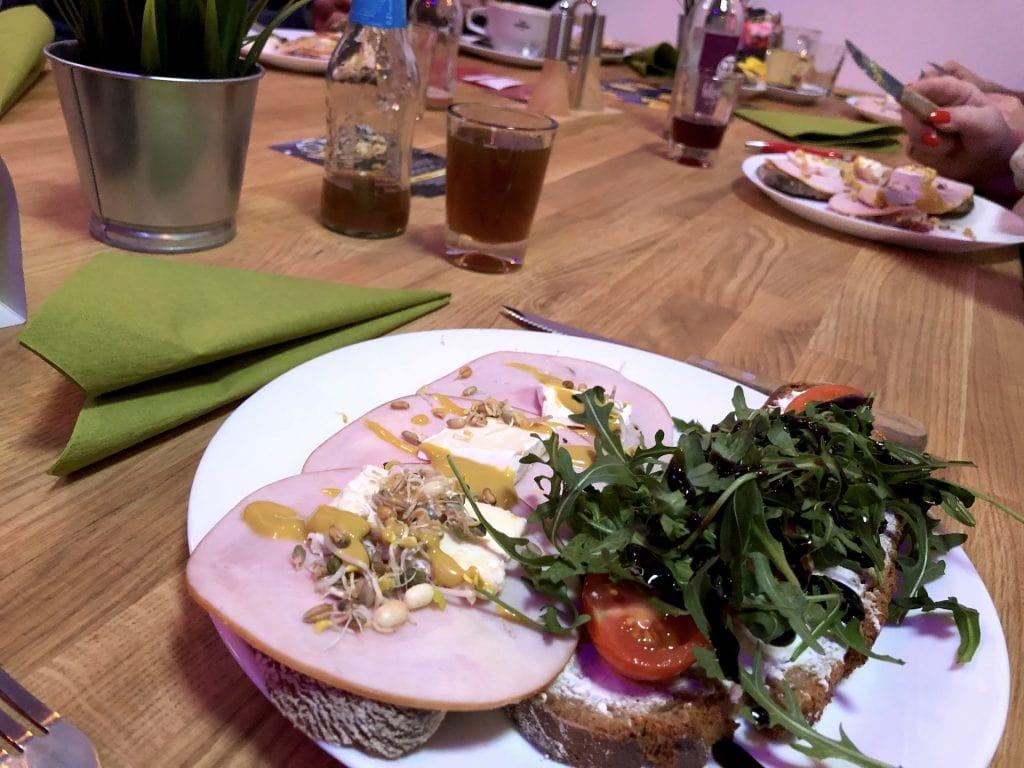Die Stulle - Mittagessen Lübecker Mittagstisch