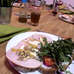 Der 6. Lübecker Mittagstisch – das Neujahrstreffen 2019